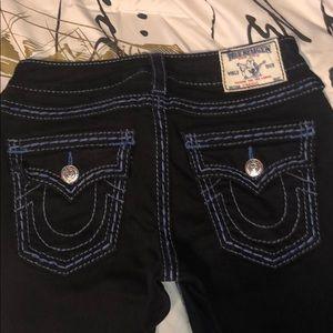 Woman true religion jeans